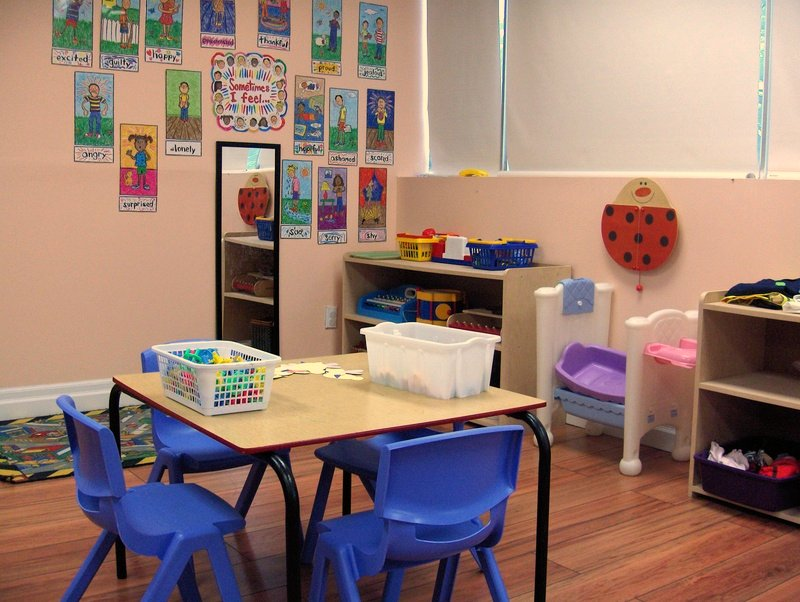 Preschool Dramatic Play Area Follow The Child Daycare Centre